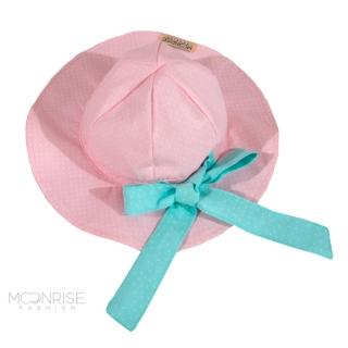7a150f8ef Detský klobúk pastel summer mint pink empty